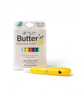 """Tizas de colores ButterStix de """"Jaq Jaq Bird"""""""