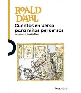 """Libro """"Cuentos En Verso Para Niños Perversos"""""""
