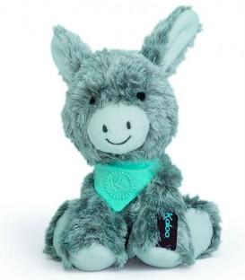 Les Amis musical burro mediano - 25cm