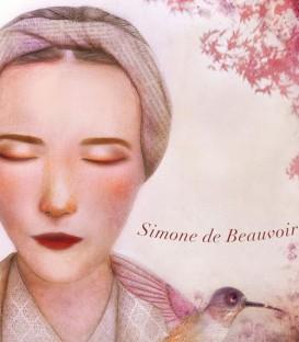 """Libro Ilustrado """"Simone de Beauvoir"""""""