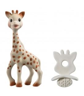 Pack de Mordedor y Chupete Sophie La Girafe