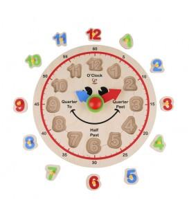 Reloj Hora Feliz - Hape