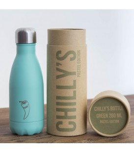 Chilly's Bottles Pastel - Botella térmica con doble pared