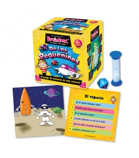 Juego de memoria de los pequeñines - Brainbox