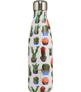 Chilly's Bottles Summer - Botella térmica con doble pared