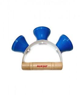 Corona de tres campanas- Honsuy Percusion