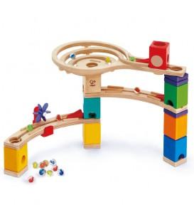 Juego madera pistas de carreras - Hape