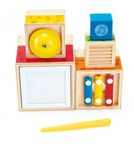Set musical Stacking - Hape