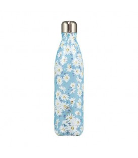 Chilly's Bottles Floral - Botella térmica con doble pared