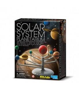 Planetario Sistema Solar - 4M