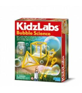 Kidz laboratorio de pompas - 4M