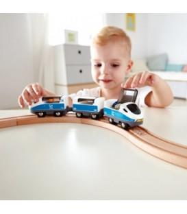 Circuito de tren en forma de 8 - Hape
