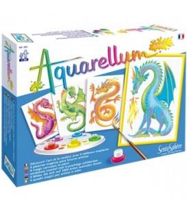 Aquarellum Dragones - Sentosphere