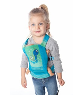 Mini mochila fular Juguete