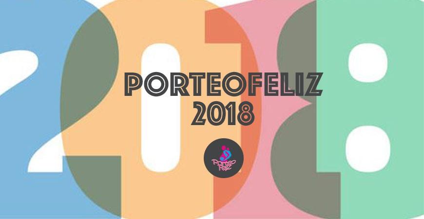 Año Nuevo: Bienvenido 2018 en PorteoFeliz