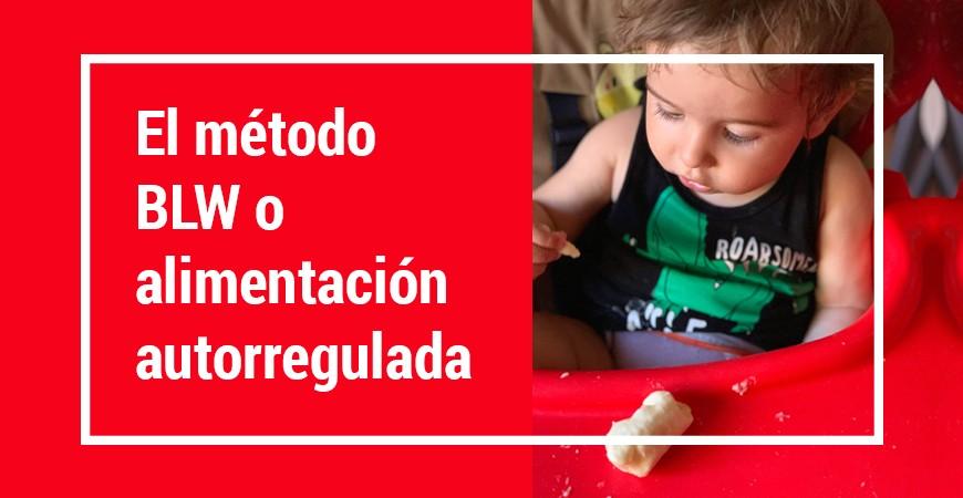 BLW ¿Sientes a tu bebé preparado para empezar a comer?
